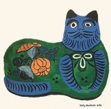 Tonala Cat Blue