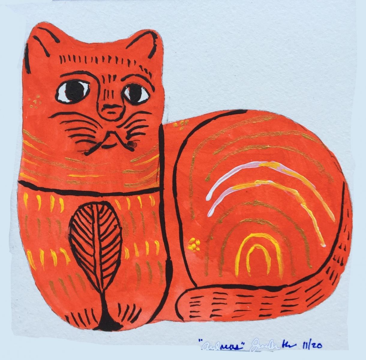 """Tonala Cat """"Andreas"""""""