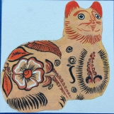 "Tonala Cat ""Henrietta"""