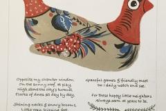 Tonala style Doves