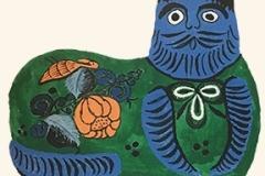 Tonala Cat Blue