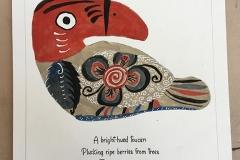 Tonala style Toucan